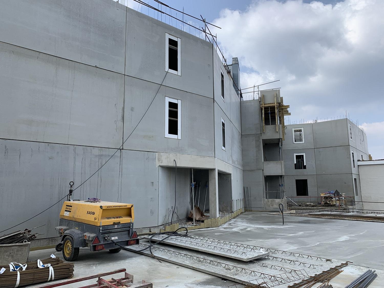 05-04-2019-Façade-EST-Elévation-du-3ème-étage-en-cours
