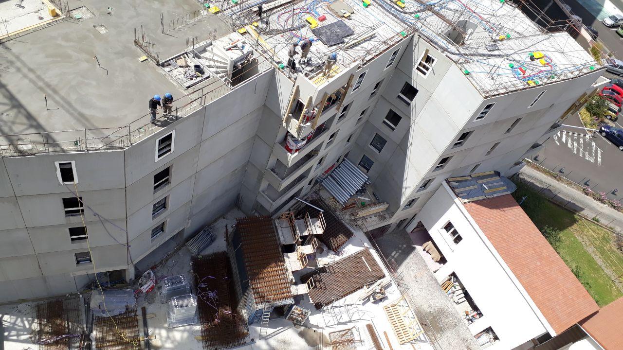 31-05-2019-Dalle-du-6ème-étage-en-cours1